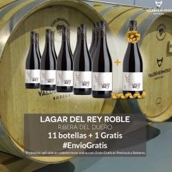 Pack Lagar del Rey Roble